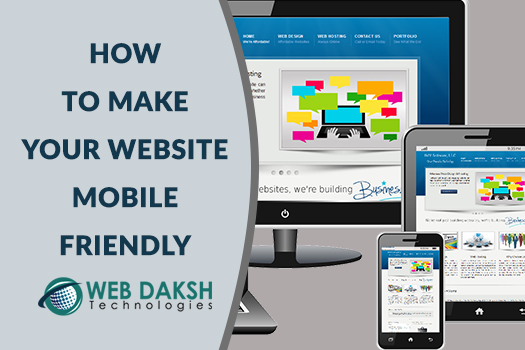 How to Make your Website Mobile-Friendly?