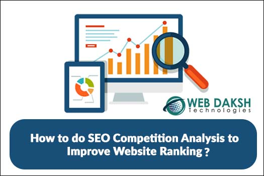 SEO Competition Analysis to Improve Website Ranking